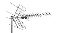 VHF-UHF-Kombinations-Antennen