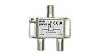 Verteiler CATV 1,3 GHz