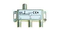 Verteiler CATV 1 GHz