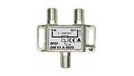 Abzweiger CATV 1,3 GHz
